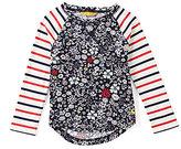 Joules Little Girls 3-6 Mishmash Floral Top