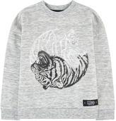 Molo Tiger sweatshirt - Mine