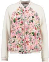 Rich & Royal Bomber Jacket flamingo