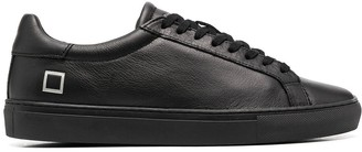 D.A.T.E Hill leather low-top sneakers