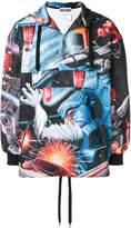 Moschino Transformer hoodie