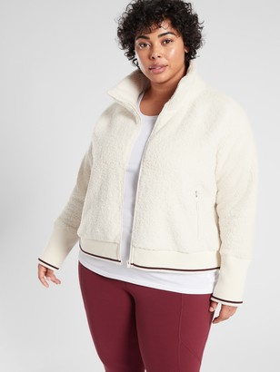Athleta Tugga Sherpa Jacket