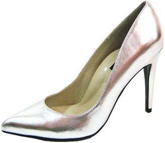 """The Highest Heel Jessica-51 Classic Pump with 4"""" Heel"""