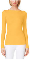 Michael Kors Boatneck Cashmere Sweater
