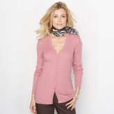 Anne Weyburn V-Neck Cardigan, 10% Wool