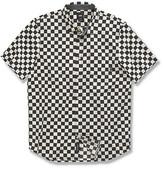 Vans Cypress Checker Buttondown Shirt