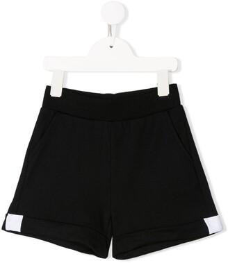 MonnaLisa Minnie Mouse print shorts