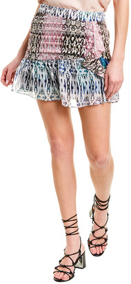 Ramy Brook Estee Silk Skirt