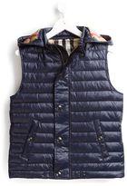 Burberry sleeveless padded jacket