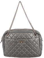 Chanel Quilted Reissue Camera Bag