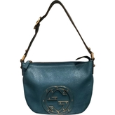 Gucci Soho leather clutch bag