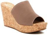 Vince Camuto Maran Wedge Slip-On Sandal