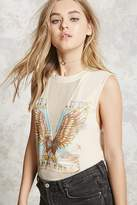 Forever 21 Wild Hearts Roam Free Top