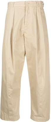 Henrik Vibskov Love Song cropped trousers
