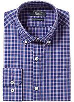 Original Penguin Heritage Slim-Fit Button-Down Collar Plaid Dress Shirt