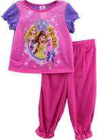 "Disney Princess ""Pretty Princesses"" Pajamas 2T-4T"
