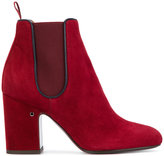 Laurence Dacade stretch panel ankle boots