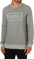 RVCA Big Speckle Sweatshirt