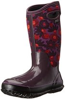 Bogs Women's Classic Watercolor Tall Winter Snow Boot