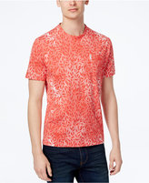 Ben Sherman Men's Floral-Print Pocket T-Shirt