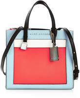 MARC JACOBS Mini Grind Colour Block Tote Bag