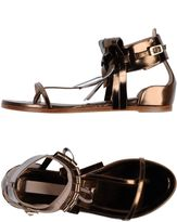 N°21 Ndegree 21 Toe strap sandals