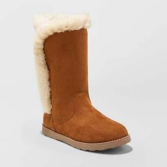 Cat & Jack Girls' Hart Shearling Boots - Cat & JackTM