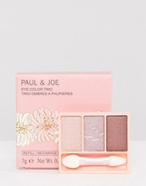 Paul & Joe Limited Edition Feminine Eye Color Trio
