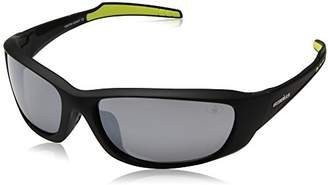 Iron Man Ironman Men's Recovery 10235811.RSF Wrap Sunglasses