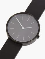 Uniform Wares M37 PVD Rubber Strap Watch