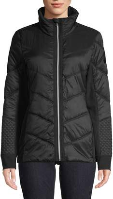 Point Zero Quilted Softshell Jacket
