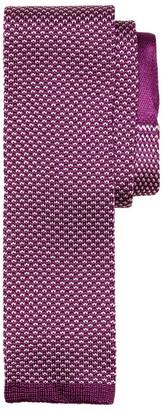 Brooks Brothers Bird's-Eye Knit Tie