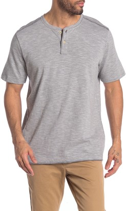 Tommy Bahama Low Tide Short Sleeve Henley T-Shirt