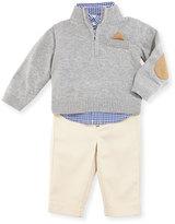 Miniclasix Sweater Layette Set, Size 9-24 Months