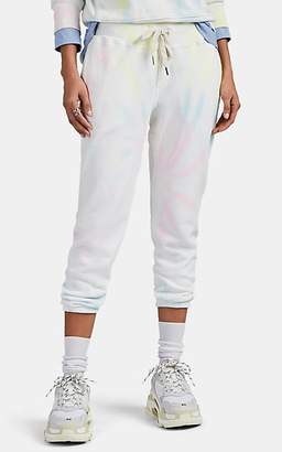 NSF Women's Sayde Tie-Dyed Cotton French Terry Sweatpants