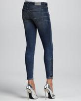 TEXTILE Elizabeth and James Davis Lovesick Zip-Ankle Jeans