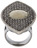 Loree Rodkin sapphire and diamond ring