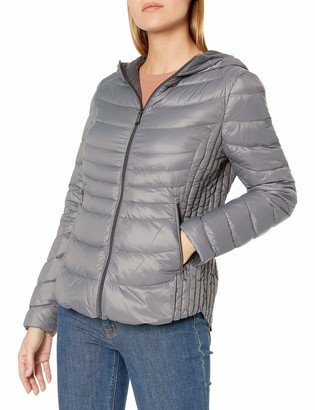 BCBGeneration Women's Down Packable with Hood