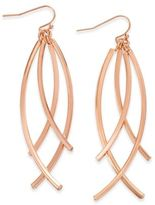 INC International Concepts Multi-Bar Drop Earrings, Only at Macy's