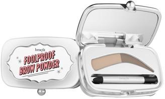 Benefit Cosmetics Fool Proof Brow Building Powder