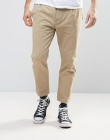 Rollas Stubs Cargo Pant Trade Sand