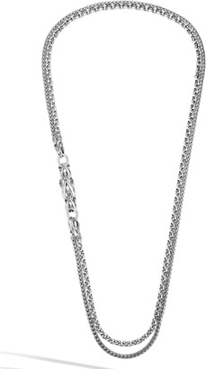 John Hardy Asli Classic Chain Double Row Necklace
