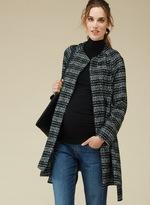 Isabella Oliver Merewood Wrap Maternity Coat