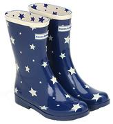 Emma Bridgewater Women's Short Starry Skies Wellies - Size 4