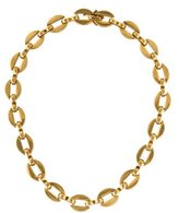 AERIN Oval Link Chain Necklace