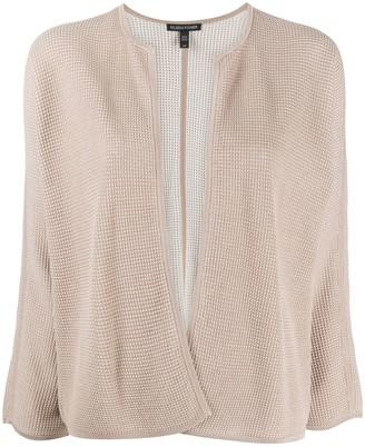 Eileen Fisher Dappled Knitted Cardigan