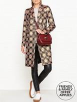 Paul Smith Brocade Coat