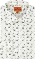 Simon Carter Men's Pelican Print Jagger Shirt