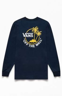 Vans Surf Palm Long Sleeve T-Shirt
