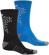 New Balance Core-Performance Socks - 2-Pack, Crew (For Men)